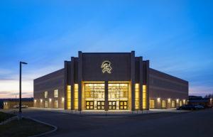 Farmington High School Field House