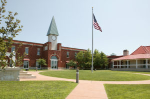 Ste. Genevieve Community Center and Library