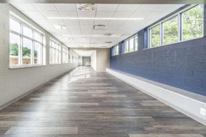Valley Middle School Connecting Corridor